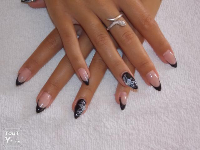 Ongles en gel - Photo ongle gel ...