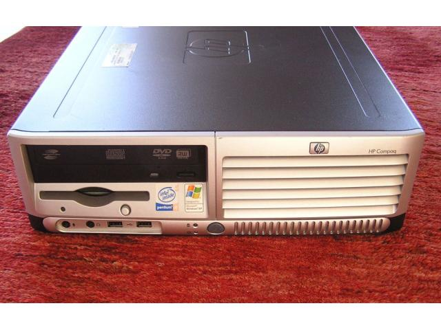 photo de Ordinateur HP-DC7700 Intel Core 2 Duo E6600