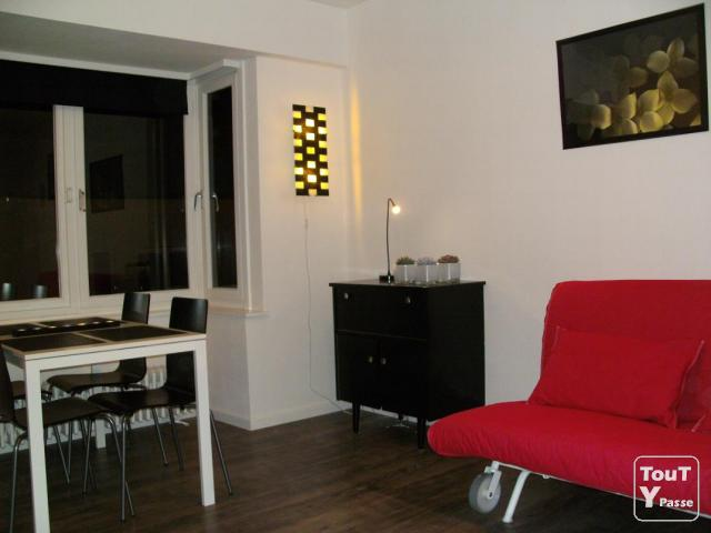 Ostende appartement 2 personnes w e semaine oostende for Canape ostende but
