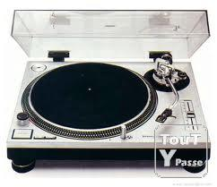 photo de Paire de Platines Technics Sl 1200 Mk5