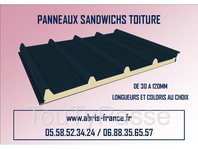 panneau sandwich toiture rh ne alpes. Black Bedroom Furniture Sets. Home Design Ideas