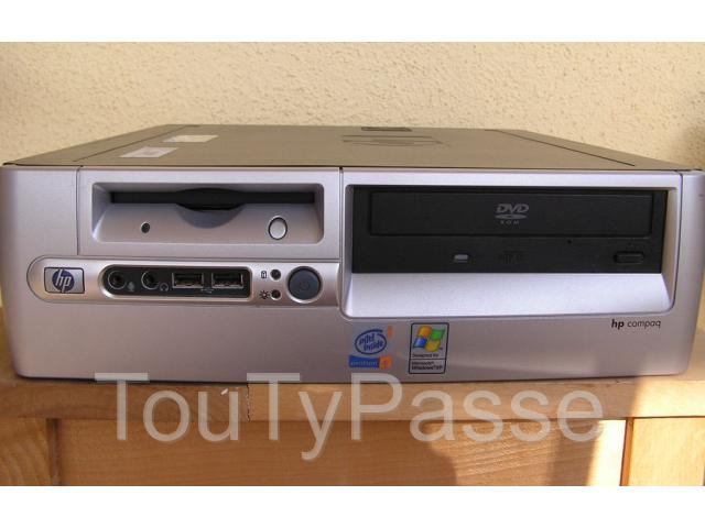 photo de PC 2,8GHz Windows 7 + MS-Office - Ordinateur de bureau
