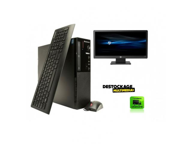 photo de PC LENOVO E72 SSF INTEL PENTIUM G2030