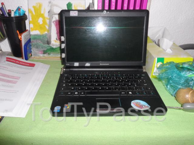 photo de PC lenovo ideapad