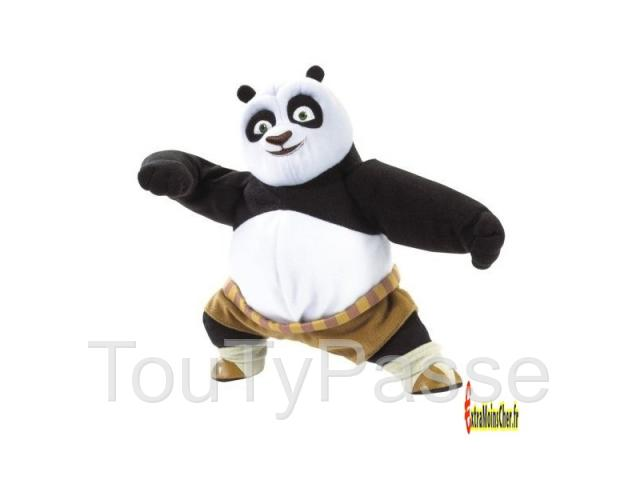 peluche kung fu panda 2 saint didier au mont d 39 or 69370. Black Bedroom Furniture Sets. Home Design Ideas