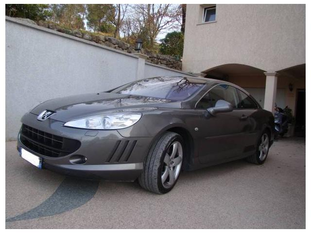 peugeot 407 coup v6 3 0 hdi 241ch fap gt gardanne 13120. Black Bedroom Furniture Sets. Home Design Ideas