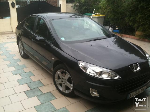 peugeot 407 hdi 1 6 110ch executive 138000 kms villepinte 93420. Black Bedroom Furniture Sets. Home Design Ideas