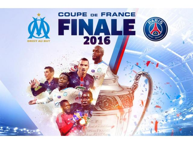 Place billet finale de la coupe de france om psg o629334416 paris 75000 - Billets finale coupe de france ...
