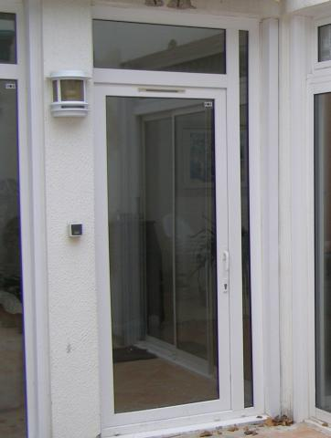 Marvelous prix volets battants alu 11 photo1 porte d entree pvc blanc 1 for Prix porte d entree pvc