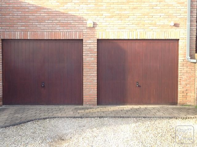 Portes de garage hormann for Porte garage hormann