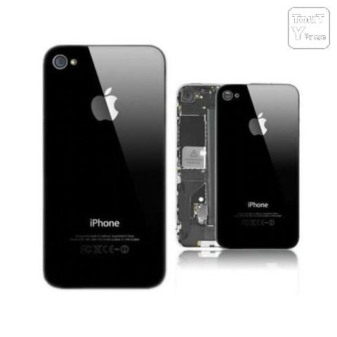 promo coque arri re de remplacement vitre iphone 4 noir verviers 4800. Black Bedroom Furniture Sets. Home Design Ideas