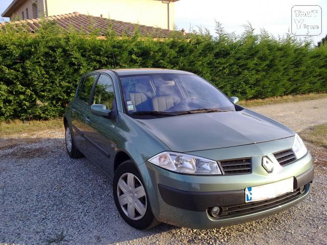 renault scenic 2 1 9 dci 120 confort expression 2004. Black Bedroom Furniture Sets. Home Design Ideas