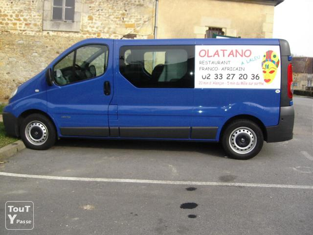 renault trafic 5 places l2h1 dci 115ch laleu 61170. Black Bedroom Furniture Sets. Home Design Ideas