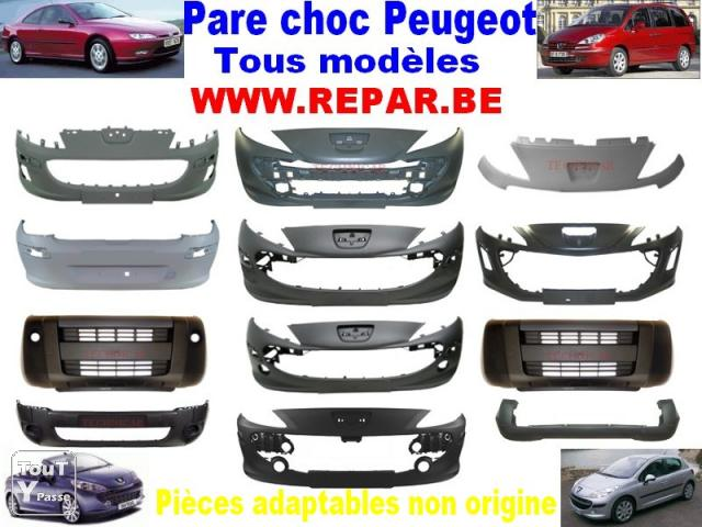 vous propose pare choc peugeot neuf 206 207 307 205 406 prix discount provence alpes. Black Bedroom Furniture Sets. Home Design Ideas