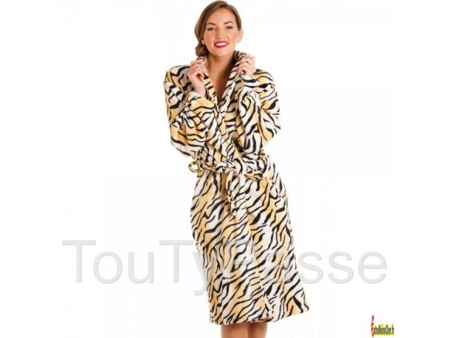 photo de Robe de chambre tigre