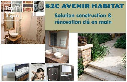 s2c avenir habitat soci t de construction r novation cl en main. Black Bedroom Furniture Sets. Home Design Ideas