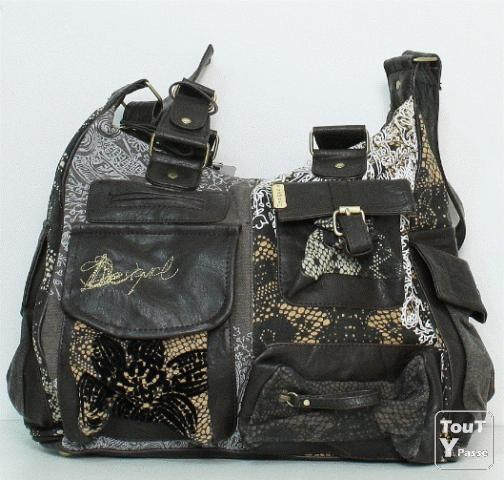 photo de Sac a main - desigual london puntilla NEUF