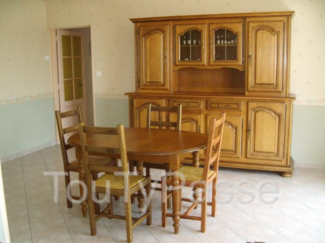 Pin salle a manger alexandra buffet lutecia jpg pictures for Table salle a manger ovale