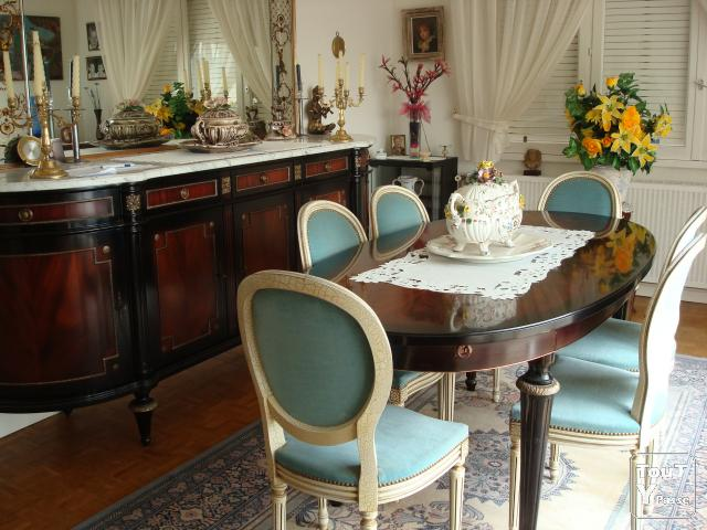 Pin cohiba esplendidos on pinterest for Salle a manger louis philippe