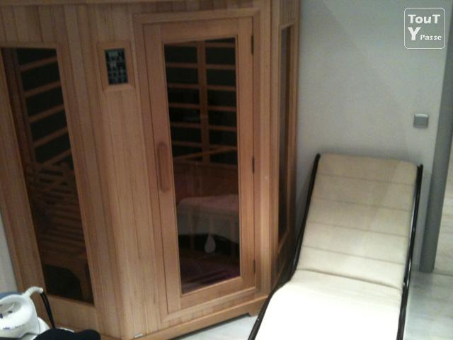 Sauna infrarouge chromo th rapie herstal 4040 - Achat sauna belgique ...