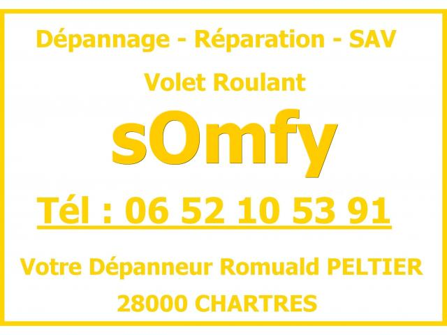 photo de SAV Somfy volets roulants à Chartres