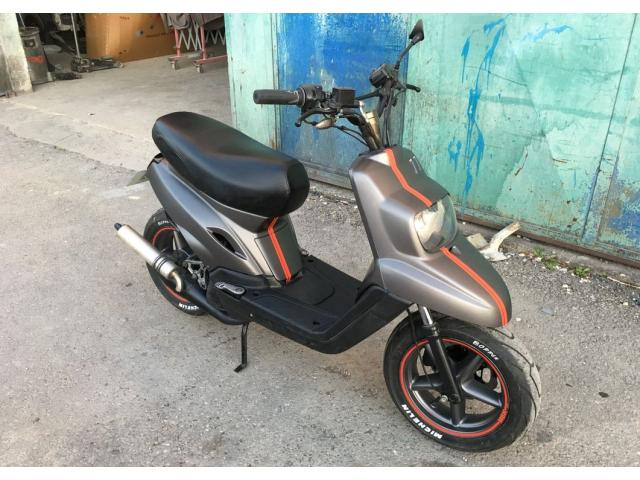photo de Scooter booster mbk 50