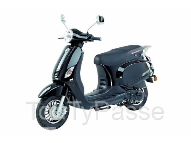 photo de SCOOTER FLORY CLASSIC KREIDLER