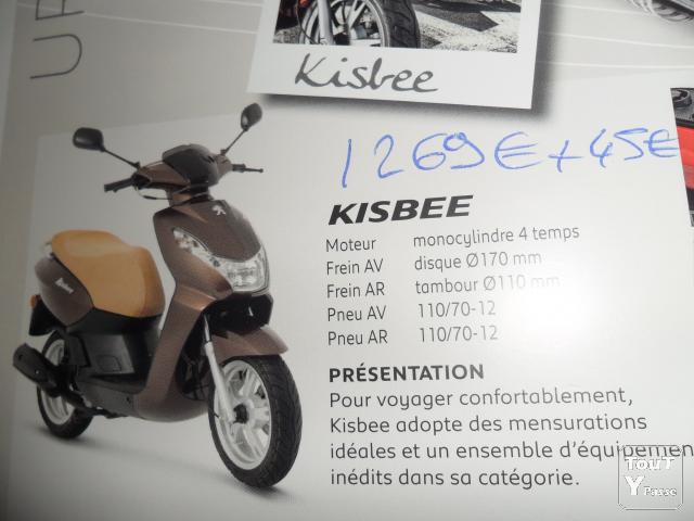 photo de SCOOTER KISBEE NEUF GARANTIE 2 ANS