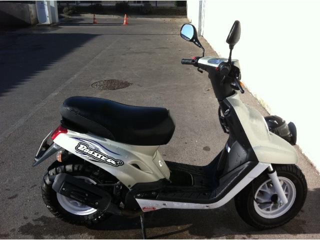 photo de Scooter MBK Booster