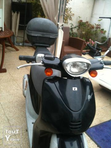 photo de Scooter mbk flipper