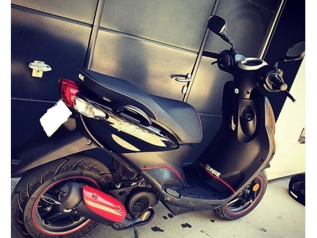 photo de Scooter MBK ovetto