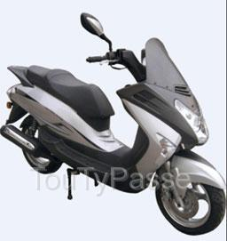 photo de SCOOTTER REVATTO  FUTURA GT 125