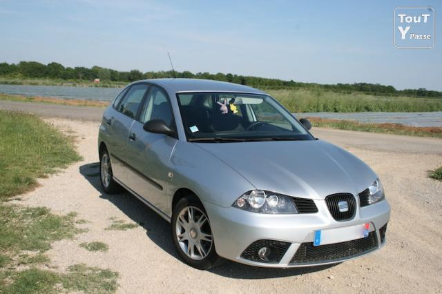 seat ibiza 1 9l tdi 100ch sport edition 36000 km candillargues 34130. Black Bedroom Furniture Sets. Home Design Ideas