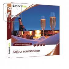 Photo SMART BOX SEJOUR ROMANTIQUE 2 PERSONNES image 1/1
