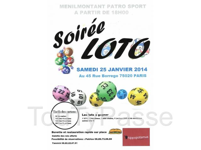 photo de Soiree Loto