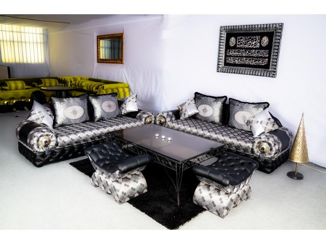 mobilier table salon marocain vaulx en velin