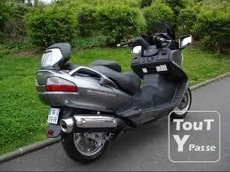 photo de Suzuki burgman 650 executive winter pack 488 kms garantie 02/2013