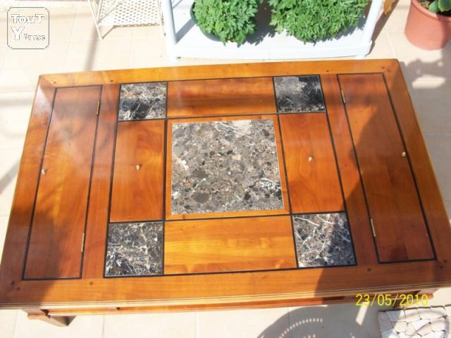 Table Basse Bois Patin Cheap Table Basse Bois Patin With