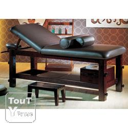 table de massage professionnelle et de soins billom 63160. Black Bedroom Furniture Sets. Home Design Ideas