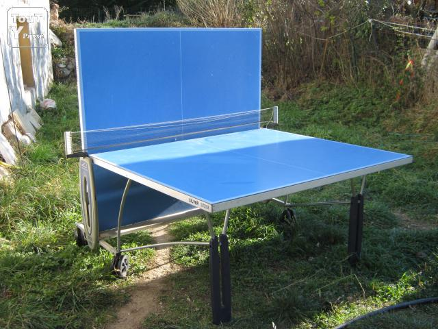 Table ping pong d 39 ext rieur livraison possible vernet les for Table exterieur d occasion