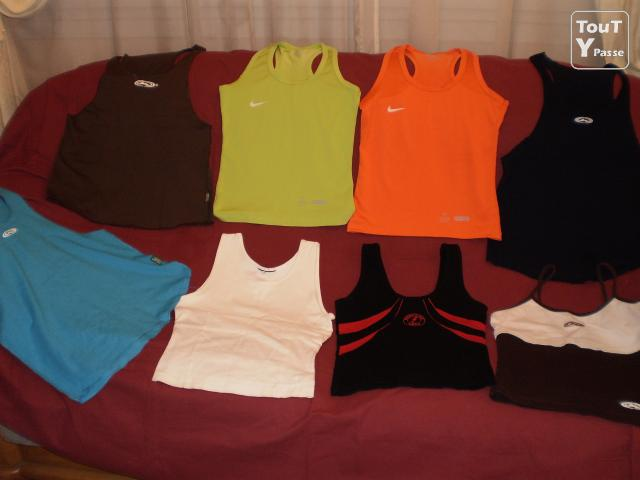 photo de Tee-shirt de Zumba fitness T36/38