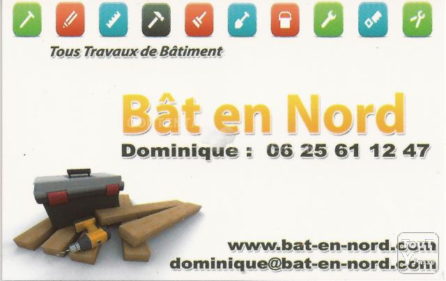 photo de Tous travaux batiment