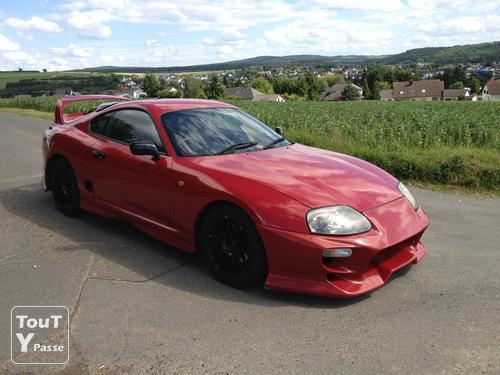 annonces toyota supra mk4 a vendre. Black Bedroom Furniture Sets. Home Design Ideas