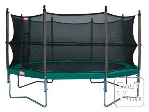 photo de Trampoline Berg Favorit 4m30 + filet securité