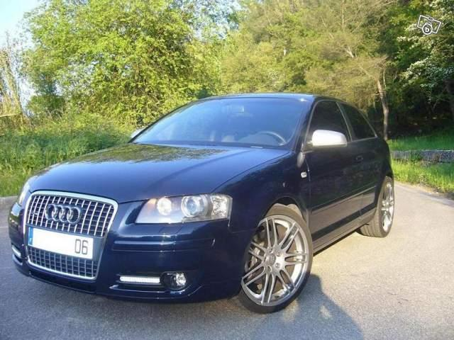 vds audi a3 2 0 tfsi 200cv quattro exclusive line 20000 km villeneuve loubet 06270. Black Bedroom Furniture Sets. Home Design Ideas