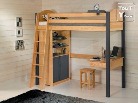 vend lit mezzanine marseille 09 13009. Black Bedroom Furniture Sets. Home Design Ideas