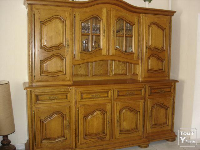 vend salle a manger chene massif carcassonne 11000. Black Bedroom Furniture Sets. Home Design Ideas