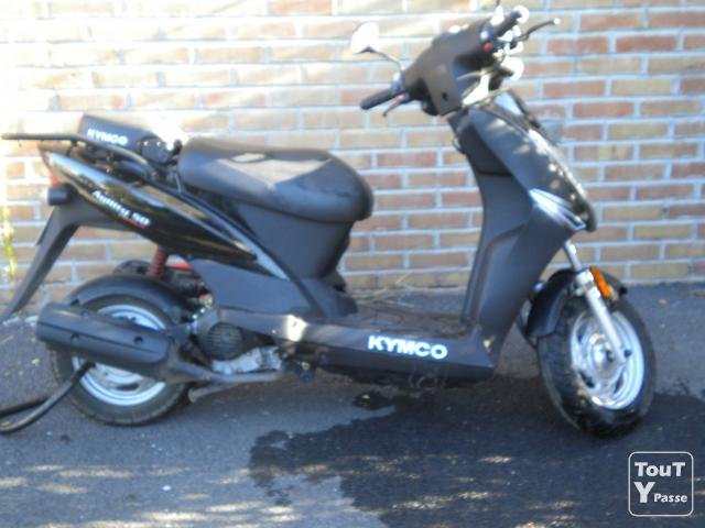 photo de Vend scooter kymco agility