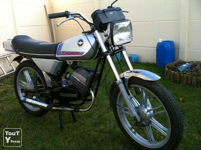 photo de Vend zundapp famel 50cc 5 vitesses