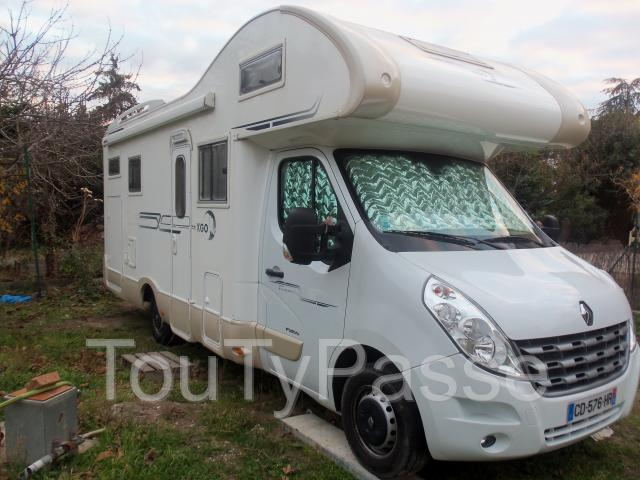 Vends camping car n mes 30000 for Nimes france code postal